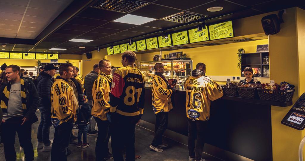 Kalpa Hockey Olvi Areena